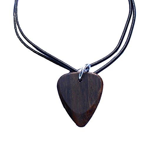 timber-tones-collana-di-pelle-con-plettro-in-legno-di-palissandro-santos-61-cm