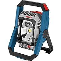 Bosch Professional GLI 18V-2200 C - Foco (sin batería, 18 V, brillo máximo: 2200lúmenes, en caja)