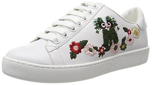 Miss Sixty Damen 673QJ801000E Vella Shoes Low-top, Bianco, 38 EU