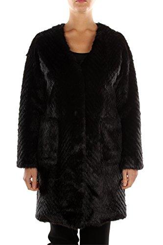 Cappotti Pinko Donna Modacrilica Nero 1B117RY1PTZ99 Nero 44