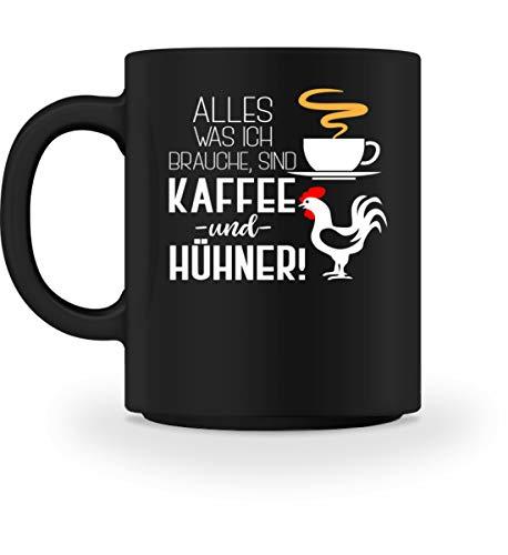Chorchester Kaffee und Hühner für Landwirte - Tasse