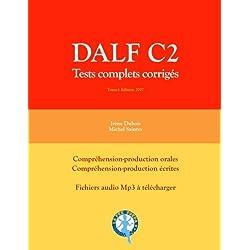 Dalf C2: Tests complets corrigés