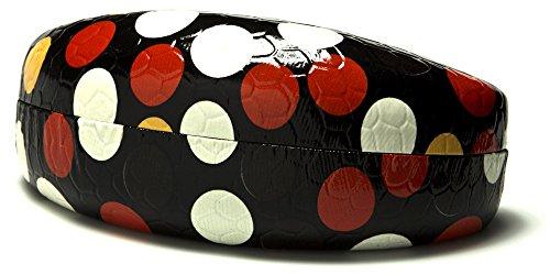 Other - Étui à lunettes - Femme Taille unique Black/dots