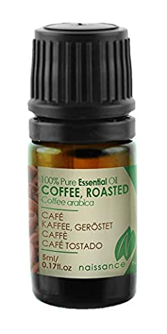 Naissance Roasted Coffee Essential Oil 5ml 100% Pure