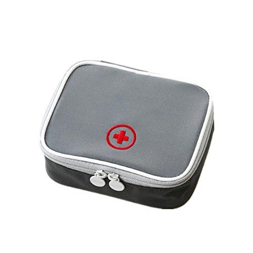 Cocogo Oxford Gewebe Medizintasche für Notfälle Betreuertasche Reiseapotheke Tasche Erste Hilfe Set Medizinkoffer