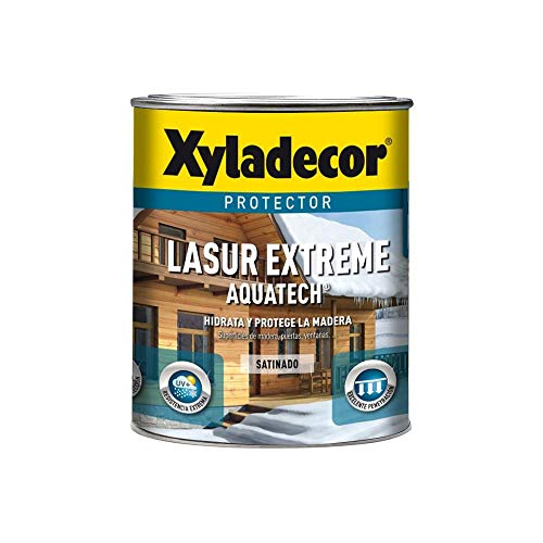 Protector Xyladecor Lasur Extreme Aquatech Wengué