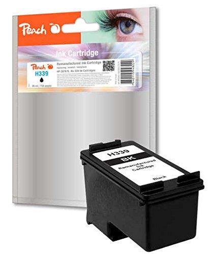 Preisvergleich Produktbild Peach Druckkopf schwarz kompatibel zu HP No. 339,  C8767E