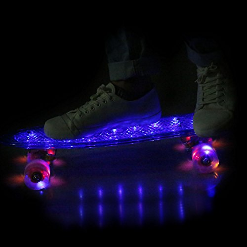 Hikole Skateboard 22