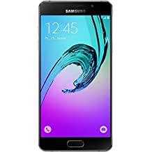 Samsung Galaxy A5 - Smartphone de 5.2'' (SIM única, Android 5.1 Lollipop, memoria interna de 16 GB, 4G, cámara de 13 MP), color negro