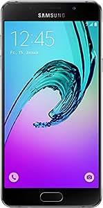 Samsung Galaxy A5 (2016) Smartphone (5,2 Zoll (13,22 cm) Touch-Display, 16 GB Speicher, Android 5.1) schwarz