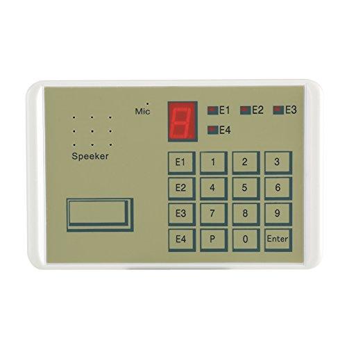 Fdit Telefon Voice Auto Dialer Einbrecher Security House Alarm System für komplett Home und Business Sicherheit -
