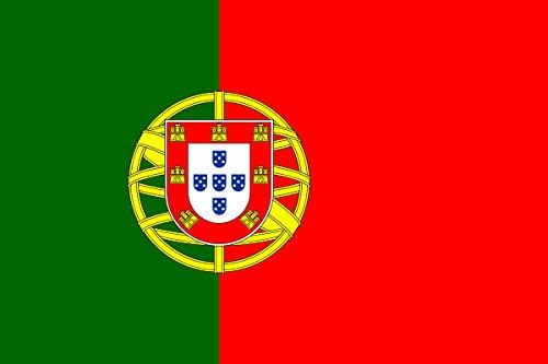 Drapeau portugal 150x 300cm