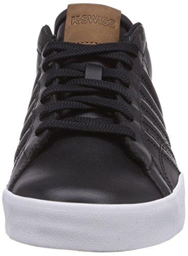 NIKE Sneaker stringata nerofucsia neon stile atletico Donna Taglia IT 385
