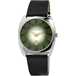 Excellanc Men's Watches 295326500006 Polyurethane Leather Strap