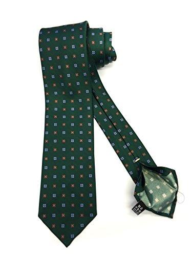 Cravatta sartoriale sette pieghe