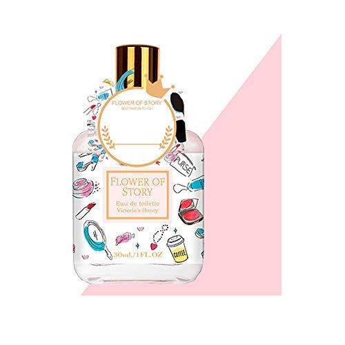 TRENTA Körperspray & Eau de Tolette Körperspray für Frauen Naturfrischer Duft, 30 ml (12 verfügbar) - Victoria 12 Licht