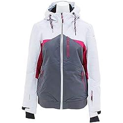 Icepeak - Keira grc/NV Jacket l - Blouson de Ski - Gris chiné - Taille 38