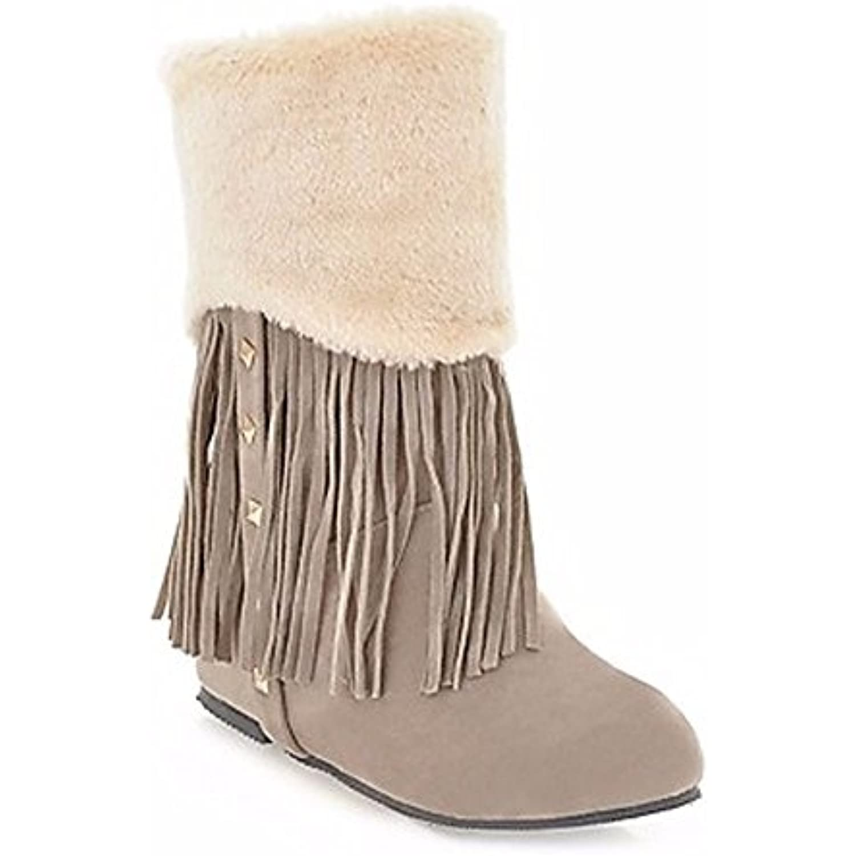 Neige Confort Bottes Femmes Pour D'hiver Chaussures Zhudj qTFSw