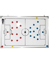 Tableau stratégique magnétique de Football POWERSHOT® différentes tailles au choix !