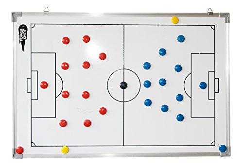 Taktikboard - Magnettafel inklusive Zubehör (90 x 60 cm) POWERSHOT®