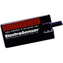 ElectroSensor Electro Magnetic Field Detector Medidor de Gauss de Mano