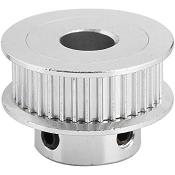 8mm 20 Z/ähne Zahnriemenscheiben f/ür Breite 10mm Bohrung Zahnriemen G/ürtel 3D Drucker Teile JENOR Bohrung 2GT 5//6,35 5