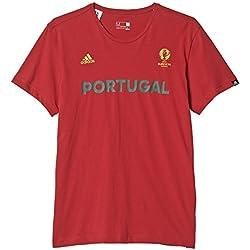 Selección de Portugal - Camiseta oficial para hombre adidas, talla L
