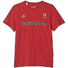 67ee6bd7fd69a adidas Selección de Portugal - Camiseta Oficial para Hombre