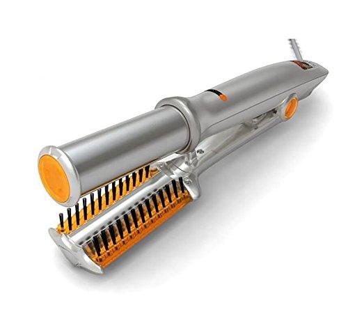 YL Multifunktionale Lockenwickler, Haarglätter, elektrische Haarstyling, Haarkamm,30 Sekunden super schnelle Hitze (Haartrockner Haarglätter)