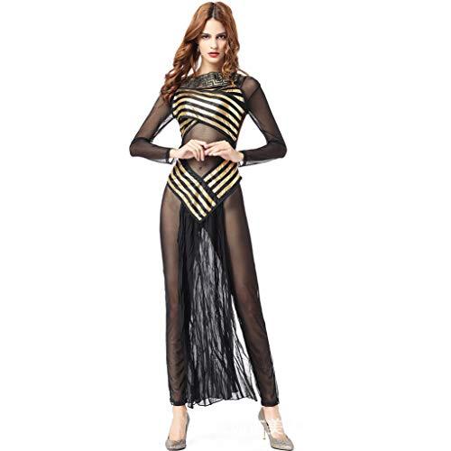 Fortuning's JDS® Frauen-reizvolle griechische Göttin Kleid Cosplay Partei-Kostüm (mit Ausnahme der Kopfschmuck)