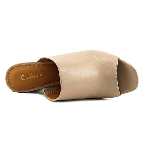 Calvin Klein Cicelle Damen Leder Sandale Cocoon