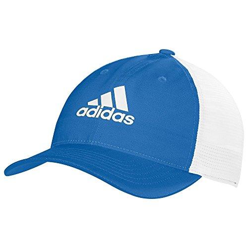 adidas Lightweight Climacool Flexfit Casquette de golf homme S/M bleu