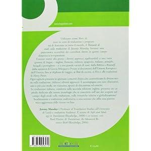 Manuale di studi sulla traduzione