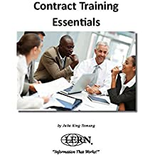 Contract Training Essentials (English Edition)