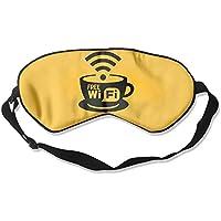 Free Wifi 99% Eyeshade Blinders Sleeping Eye Patch Eye Mask Blindfold For Travel Insomnia Meditation preisvergleich bei billige-tabletten.eu