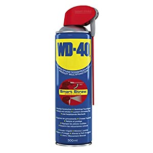 WD-40 Multifunktionsspray  500 ml Smart Straw, 41034