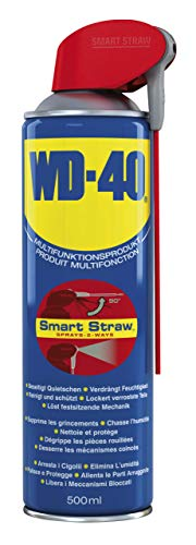 WD-40 Multifunktionsspray  500 ml Smart Straw, 41034 (So Entfernen Sie E)