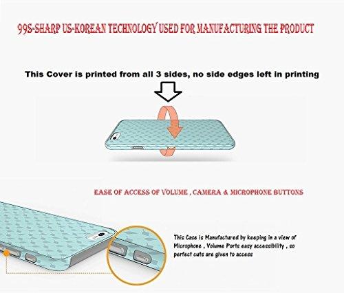 Printfidaa Lenovo K5 Note, Lenovo Vibe K5 Note Pro Back Cover Cartoon Stylish Sketch Printed Designer Back Case