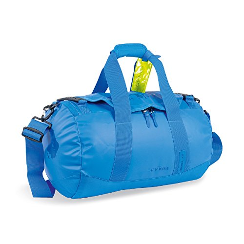 Tatonka Unisex Barrel XS Borsa da viaggio, Unisex, Barrel XS, grigio titanio Bright Blue Ii