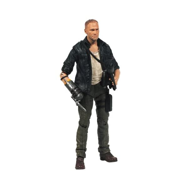 Mc Farlane - Figurine - The walking Dead - Série TV Pack Daryl et Merle Dixon serie 4 - 0787926144994 3