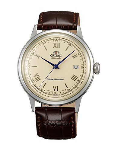 Watch Orient Automatic Man, Classic Style, with Leather Strap ac00009N.