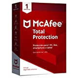 McAfee Total Protection 1 Dispositivo 2018