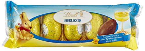 Lindt & Sprüngli Eierlikör-Ei, Beutel, 3er Pack (3 x 90 g)
