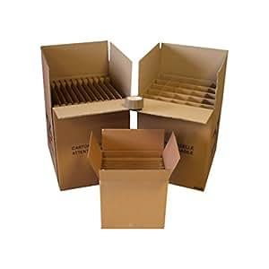 Pack carton pour vaisselle