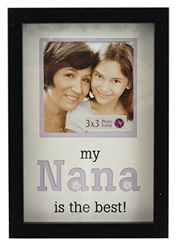 Nana Mini (SJL My Nana ist die Beste Mini Foto Rahmen-3x 3)