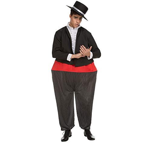 My Other Me Me-203781 Disfraz Andaluz para Hombre, M-L (Viving Costumes 203781)