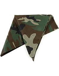 WedDecor Bandana For Men Women Cotton Unisex Head Scarf Wide Headband  Fashion Accessory for Riding f57e74225a98