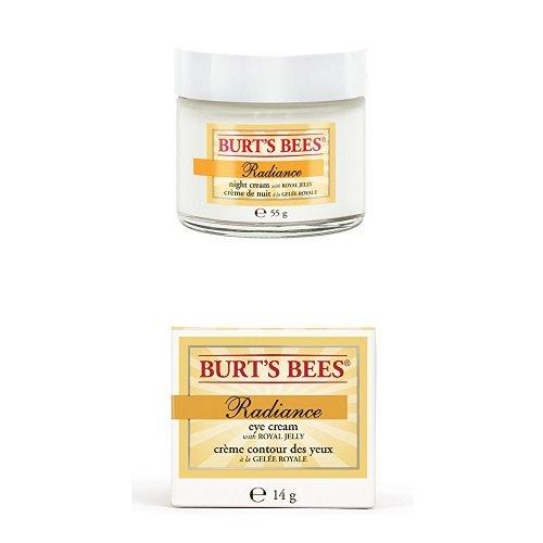 burts-bees-radiance-tagescreme-und-augencreme-im-set-naturkosmetik