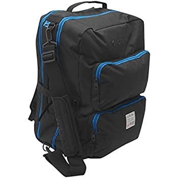 Hot Tuna Travel Backpack Fold Out Compartment Laptop Sleeve Carry Handle