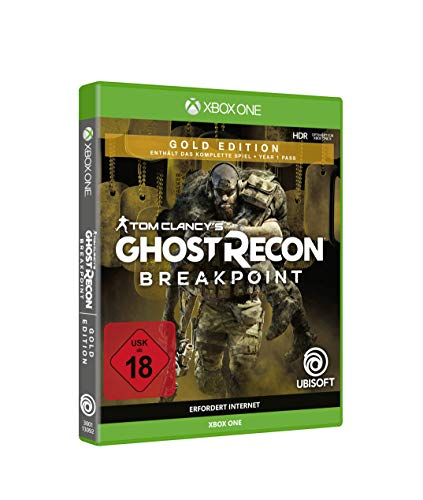 Tom Clancy\'s Ghost Recon Breakpoint - Gold Edition - [Xbox One]